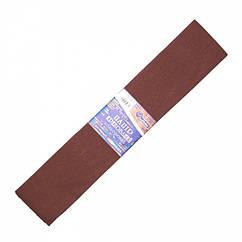 Креп-Бумага 55%, Размер 50*200см, 20г/м2 Коричневый/ Упак.: 1 лист