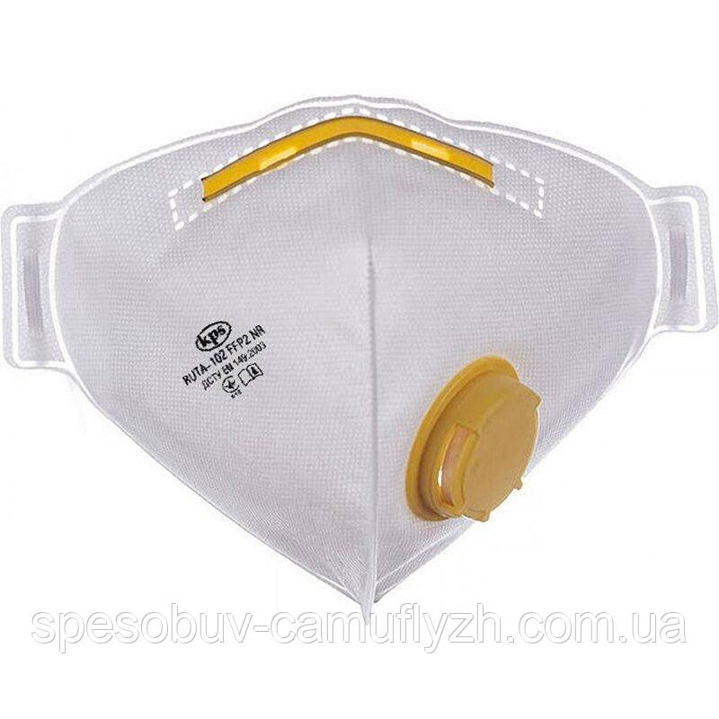 Респиратор противоэрозольный  RUTA-102 FFP2 комфорт и защита дыхания