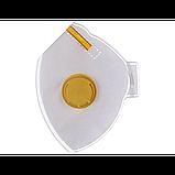 Респиратор противоэрозольный  RUTA-102 FFP2 комфорт и защита дыхания, фото 2