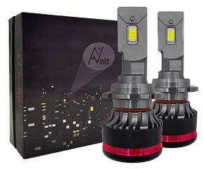 D2S/D4S AV SX Светодиодная лампа 5000K 13200 Lm Canbus 55w (комплект)