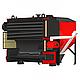Пеллетный промышленный котел Kraft PromF 1000 кВт с факельной горелкой и жаротрубным теплообменником, фото 3