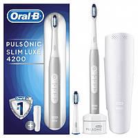 Ультразвуковая щетка Oral-B Pulsonic Slim Luxe 4200