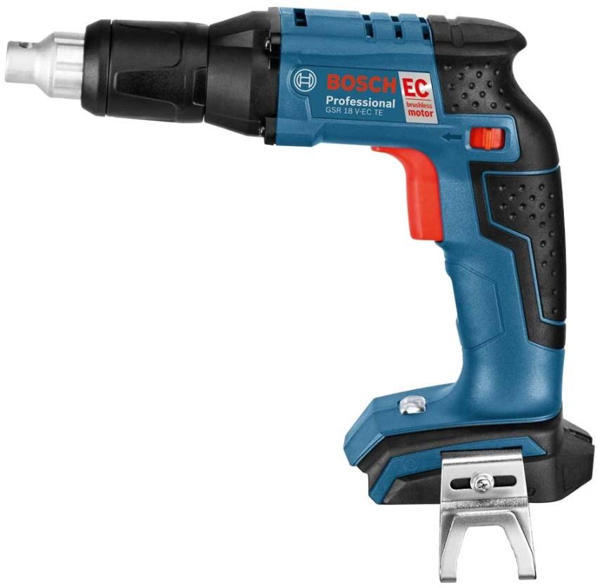 Аккумуляторный шуруповерт Bosch GSR 18 V-EC TE Professional (18 В, 25 Нм, без АКБ) (06019C8003)