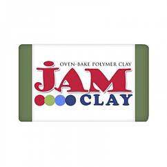 Полимерная Глина Jam Clay, Цвет: Оливковый, Брикет 20г, 1 шт