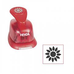 """Дырокол фигурный Heyda, """"Цветок"""", Размер вырубки: 1.6см, 1шт/ Упак.: 1 шт"""