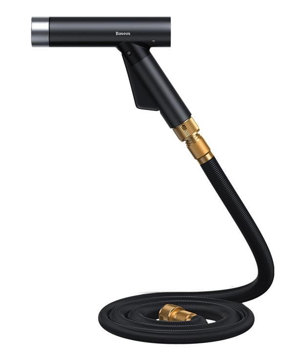 Мінімийка Baseus Simple life car wash spray nozzle 30 м Чорний (CRXC01-C01)