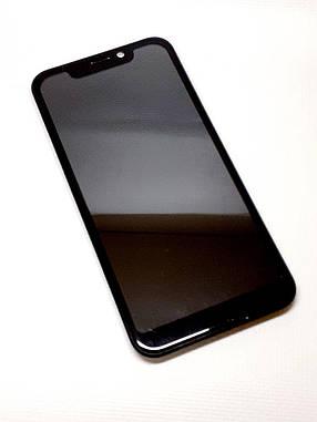 Модуль сенсор + дисплей  Blackview A30 черный оригинал б.у., фото 2