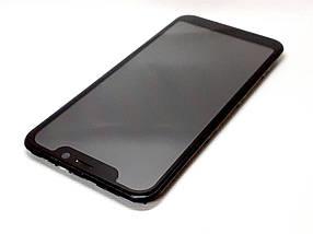 Модуль сенсор + дисплей  Blackview A30 черный оригинал б.у., фото 3