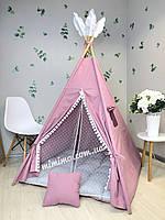 Вигвам детская игровая палатка «Домик Принцессы»