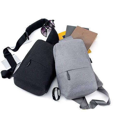Рюкзак XIAOMI bag 17 БЕЗ ВЫБОРА ЦВЕТА + ПОДАРОК: Настенный Фонарик с регулятором BL-8772A, фото 2