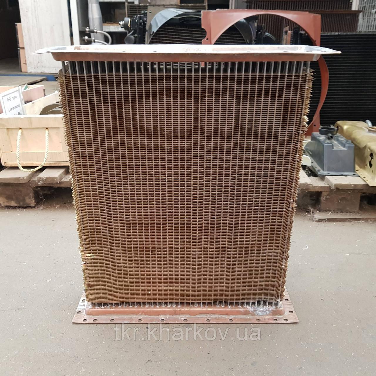 Серцевина радіатора МТЗ 80-82 5-х рядна латунь 70У-1301.020 вир-во Білорусь