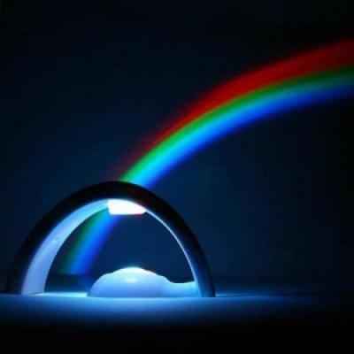 Ночник проектор радуги - 213614, фото 2