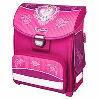Школьный ранец Herlitz Smart Magic Princess для первоклассников ортопедическая спинка распродажа11438314