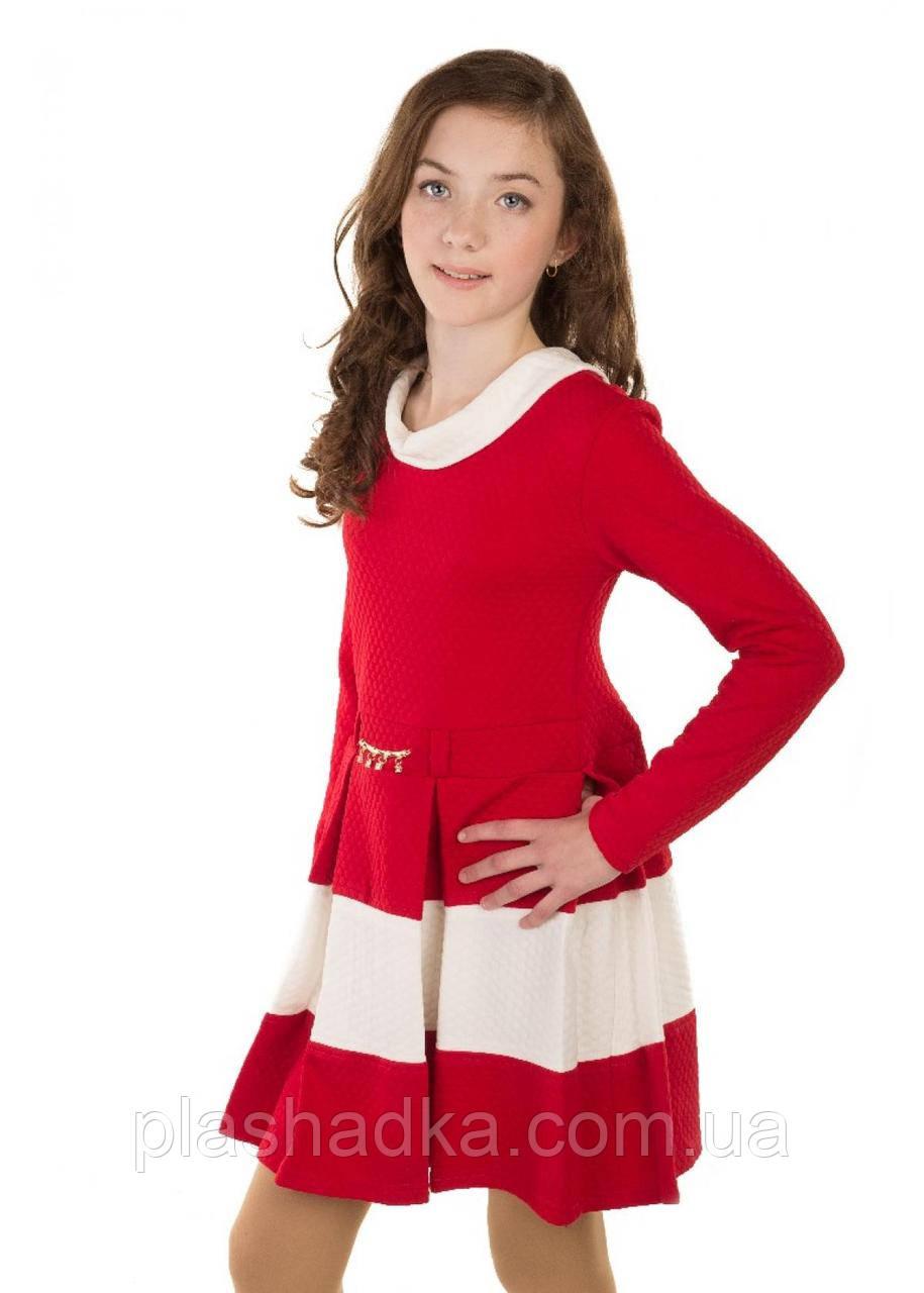 Сукня Моніка, червоний