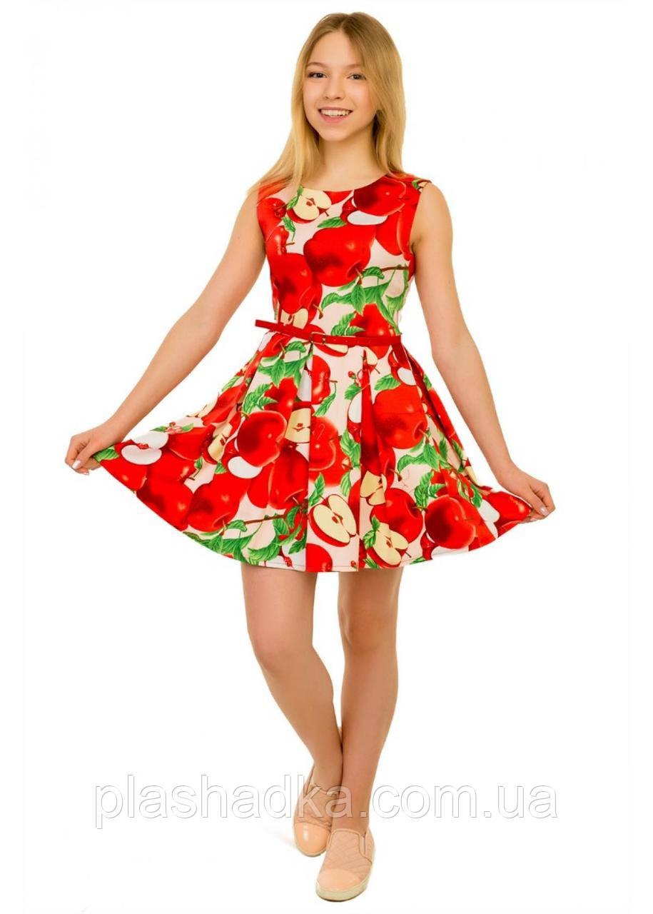 Сукня Квінта, червоний