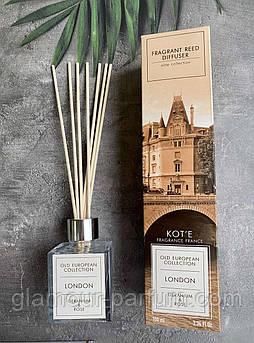"""Аромадиффузор парфюмированный """"LONDON"""" Geranium & Rose - Kot`e для дома, офиса"""
