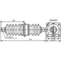 Изоляторы ИП-35/1000-7,5 УХЛ2, ИП-35/1600-7,5 УХЛ2
