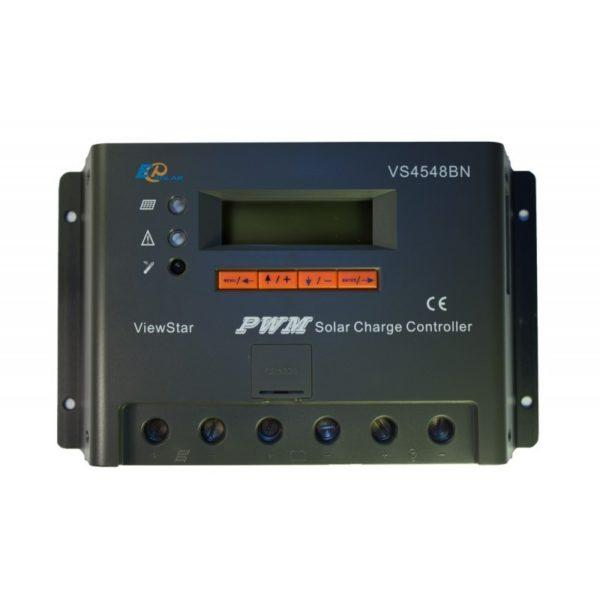 Контроллер заряда EPSOLAR VS4548BN 45А 12/24/36/48V
