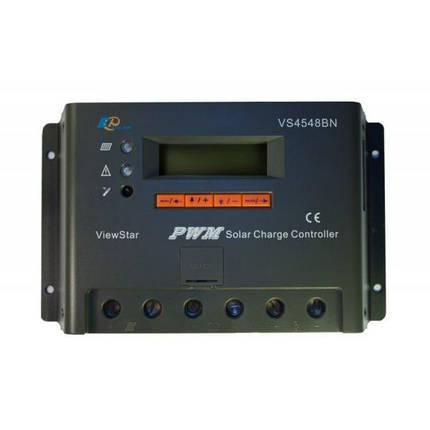 Контроллер заряда EPSOLAR VS4548BN 45А 12/24/36/48V, фото 2