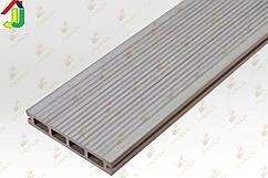 Террасная доска Porch Multi Cream 3D 2200x146x23, композитная, дерево-полимерная доска, для террасы,веранды.