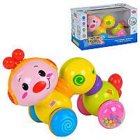 """Музична іграшка """"Щасливий черв'ячок"""" 7668"""