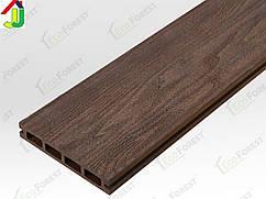 Террасная доска Porch Multi Teak 3D 2200x146x23, композитная, дерево-полимерная доска, для террасы,веранды.