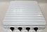 Плита газовая таганок настольная Domotec MS 6604 на 4 конфорки эмалированная с крышкой, фото 5