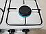 Плита газовая таганок настольная Domotec MS 6604 на 4 конфорки эмалированная с крышкой, фото 6