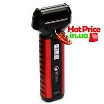 Электробритва Boteng BT-T1 аккумуляторная 3 насадки бритье, стрижка волос, триммер для носа, фото 3