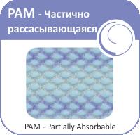 Сітка поліпропіленова PAM - Частково розсмоктується