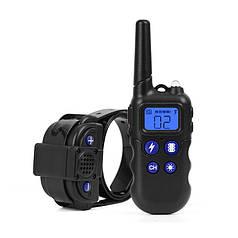 Электроошейник собак LanXin L883 для контроля тренировки дрессировки