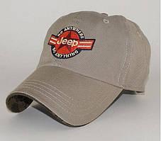 Качественные кепки бейсболки JEEP