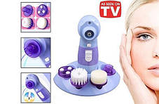Аппарат для механической чистки лица в домашних условиях Power Perfect Pore, фото 3