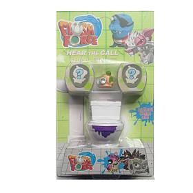 Игровой набор JL18010 (144шт/2) туалет, на планш