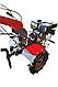 Мотоблок WEIMA WM1100D-6 KM NEW (бензин 9,0 л.с.NEW, 4,50-10 (ручки КМ)), фото 3