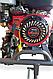 Мотоблок WEIMA WM1100D-6 KM NEW (бензин 9,0 л.с.NEW, 4,50-10 (ручки КМ)), фото 5