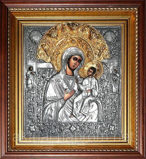 Икона Богоматерь Партоитисса Иверская