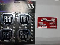 Наклейка на колесный диск FIAT