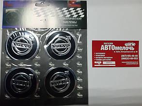 Наклейка на колісний диск Volvo