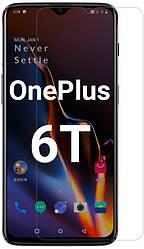 Защитное стекло OnePlus 6T (Прозрачное 2.5 D 9H) (Ван Оне Плас Плюс 6Т)
