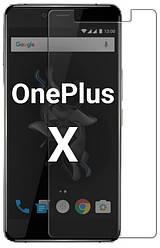 Защитное стекло OnePlus X (Прозрачное 2.5 D 9H) (Ван Оне Плас Х Икс)