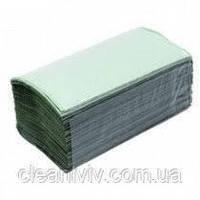 Рушники паперові зелені 160 лист. (Well's) /25