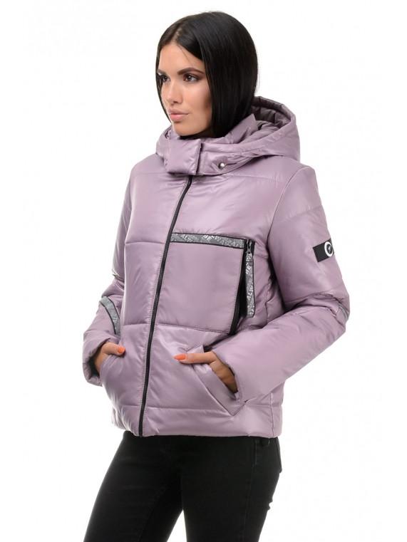 Куртка демисезонная (Пудра)