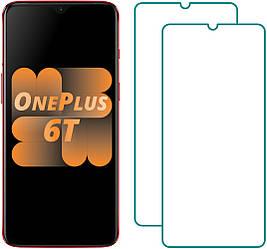Комплект OnePlus 6T Защитные Стекла (2 шт.) (Ван Оне Плас Плюс 6Т)