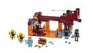 """Конструктор майнкрафт BELA Minecraft """"Мост ифрита"""" 378 деталей , фото 2"""