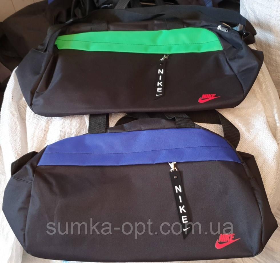 Спортивные дорожные сумки (АССОРТИ)25х44см