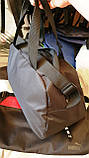 Спортивные дорожные сумки (АССОРТИ)25х44см, фото 5