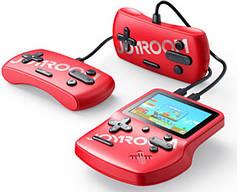 Игровая консоль с джойстиками JOYROOM JR-CY282, красная