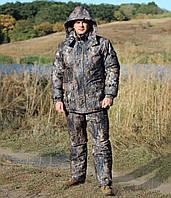 """Костюм зимовий для полювання та риболовлі """"Скіф"""" камуфляж """"очерет"""", фото 1"""