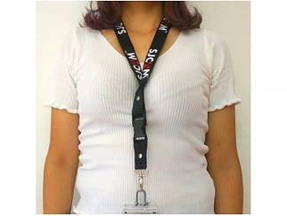 Шнурок, лента Sjcam на шею для экшн камеры